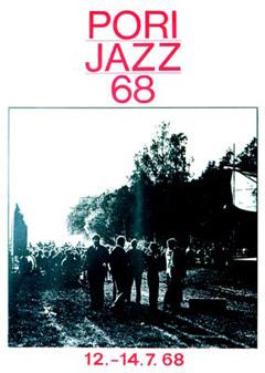 Vuoden 1968 festivaalijuliste