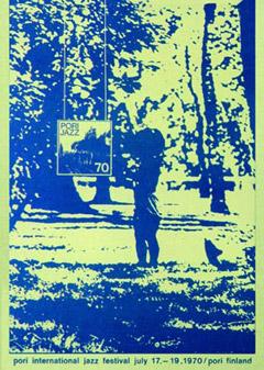 Vuoden 1970 festivaalijuliste