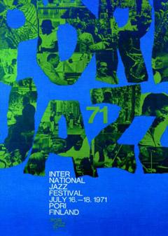 Vuoden 1971 festivaalijuliste
