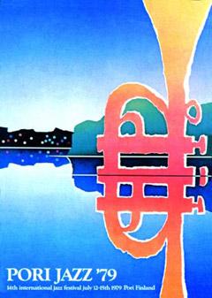 Vuoden 1979 festivaalijuliste