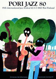 Vuoden 1980 festivaalijuliste