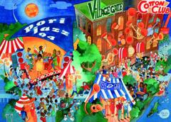 Vuoden 1994 festivaalijuliste