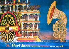 Vuoden 1996 festivaalijuliste