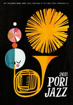 Vuoden 2011 festivaalijuliste